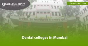Dental colleges in Mumbai