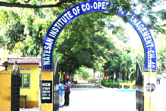 Natesan Insitute of Co-operative Management