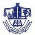 Annai Veilankanni's Pharmacy College logo