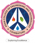 Asian College of Engineering and Technology logo
