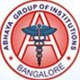 Abhaya college of nursing logo
