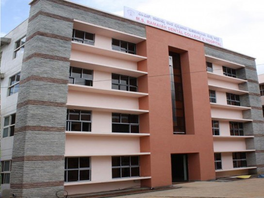 M.S. Ramaiah Dental College (Faculty of Dental Sciences)