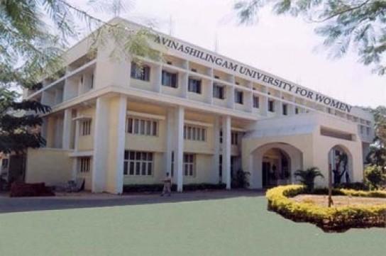 Avinashilingam institute for home science and higher education for women(Teacher Education)