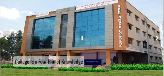 Sree Omkar College of Commerce & Management