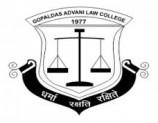 Gopaldas Jhamatmal Advani Law College logo