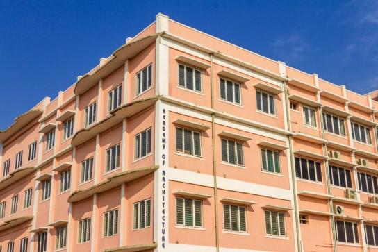 Aalim Muhammed Salegh Academy of Architecture