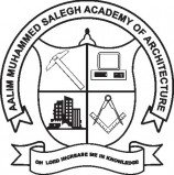 Aalim Muhammed Salegh Academy of Architecture logo