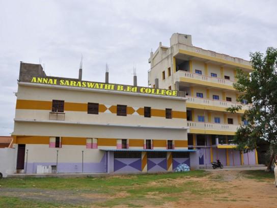 Annai Saraswathi College of Education