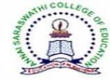 Annai Saraswathi College of Education logo