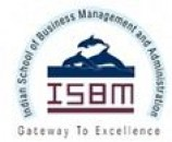 Indian school of Business Management and Administration logo