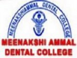 Meenakshi Ammal Dental College and Hospital logo