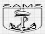Southern Academy of Maritime Studies logo