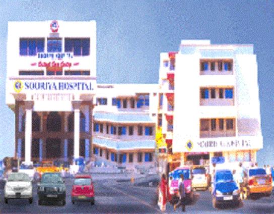 Sooriya School of Nursing and Hospital