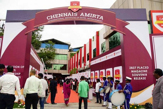 Chennais Amirta International Institute of Hotel Management