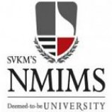 NMIMS University School of Business Management logo