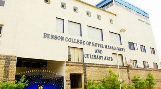 Benson College of Hotel Management and Culinary Arts