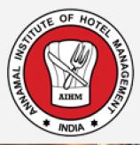 Annamal Institute of Hotel Management logo