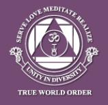 Sivananda Yoga Vedanta Centre logo