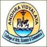 A V College Of Arts Science & Commerce logo