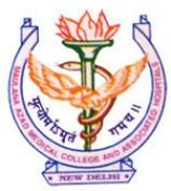 Maulana Azad Medical College logo