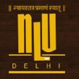 National Law University, Delhi logo