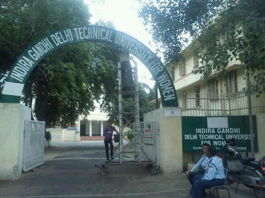 Indira Gandhi Delhi Technological University for Women