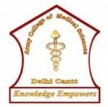Army College of Medical Sciences logo