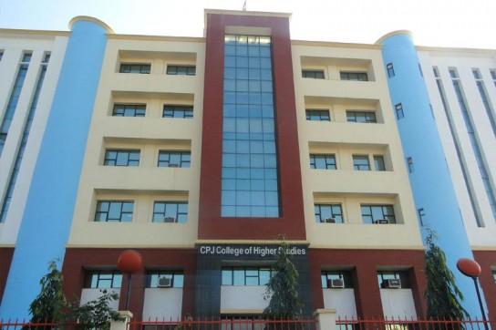 Chanderprabhu Jain College of Higher Studies & School of Law