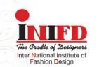 International Institute Of Fashion Design, Hauz khas logo