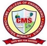 CMS College of Engineering logo