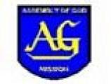 Assembly of God Church Teacher's Training Junior College logo