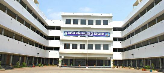 Vidyaa Vikas College of Education