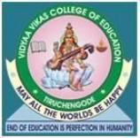 Vidyaa Vikas College of Education logo