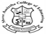 Shree Amirtha College of Education logo