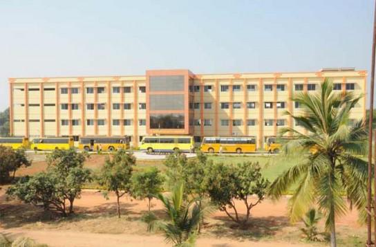 Annai JKK Sampoorani Ammal College of Pharmacy