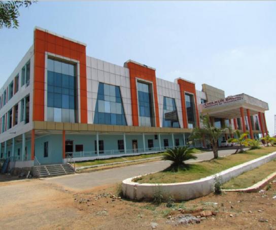Chilkur Balaji College Of Pharmacy