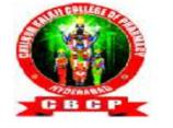 Chilkur Balaji College Of Pharmacy logo