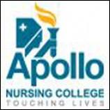 Apollo College of Nursing, Madurai logo