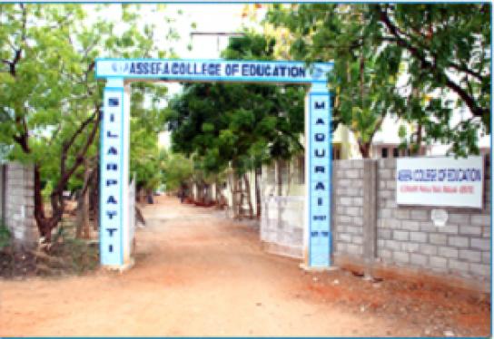 ASSEFA College of Education