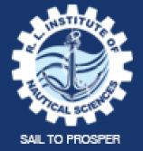 R L Institute of Nautical Sciences logo