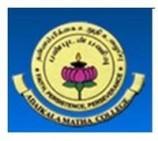 Adaikalamatha College logo