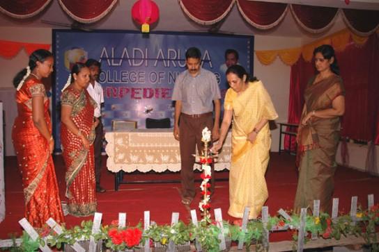 Aladi Aruna College Of Nursing
