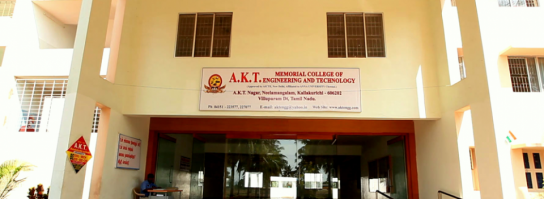 A.K.T Memorial College of Engineering and Technology