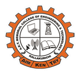 A.K.T Memorial College of Engineering and Technology logo